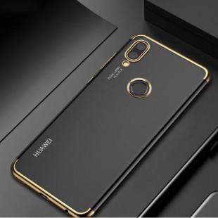 قاب ژله ای دور رنگی BorderColor Case Huawei Nova 3i