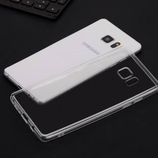 قاب طلقی دور ژله ای Talcous Case Samsung Galaxy S6 Edge Plus