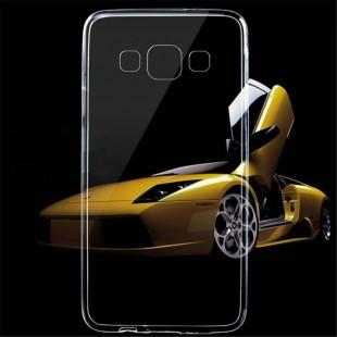 قاب طلقی دور ژله ای Talcous Case Samsung Galaxy A8