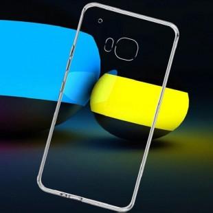 قاب طلقی دور ژله ای Talcous Case HTC One M9
