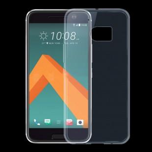 قاب طلقی دور ژله ای Talcous Case HTC 10 Life Style