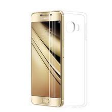 قاب طلقی دور ژله ای Talcous Case Samsung Galaxy C7 Pro