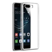قاب طلقی دور ژله ای Talcous Case Huawei P10 Plus