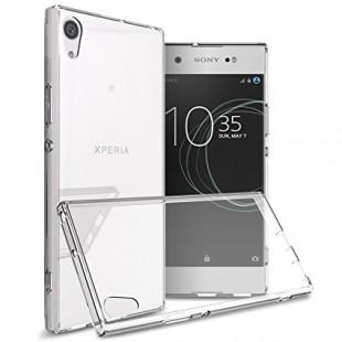 قاب ژله ای پشت طلقی Talcous Case Sony Xperia XA 1