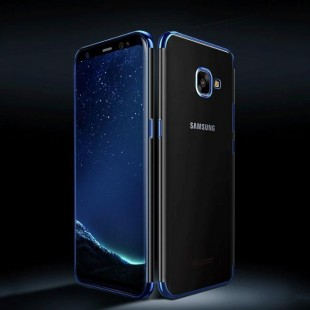 قاب ژله ای دور رنگی BorderColor Case Galaxy J4 Plus