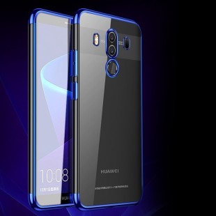 قاب ژله ای BorderColor Case Huawei Mate 10 Pro