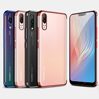قاب ژله ای BorderColor Case Huawei P20