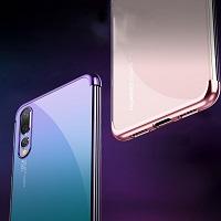قاب ژله ای BorderColor Case Huawei P20 Pro