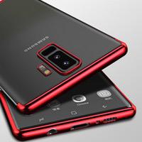 قاب ژله ای BorderColor Case Samsung Galaxy A8 2018