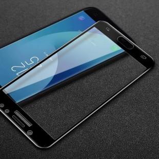 فول گلس تمام چسب گوشی سامسونگ Full Glass Samsung Galaxy J530-J5 Pro