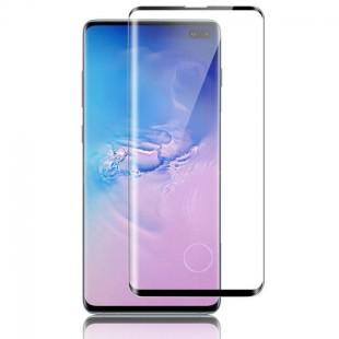 فول گلس تمام چسب گوشی سامسونگ Full Glass Samsung Galaxy S10
