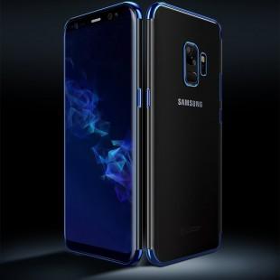 قاب ژله ای BorderColor Case Samsung Galaxy S9 Plus