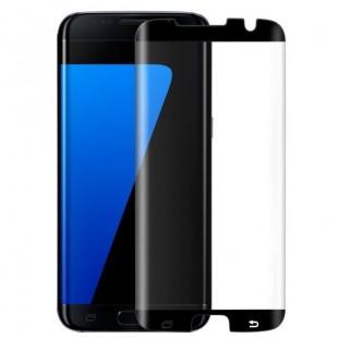 فول گلس تمام چسب گوشی سامسونگ Full Glass Samsung Galaxy S7 Edge