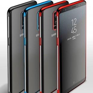 قاب ژله ای BorderColor Case Samsung Galaxy J4