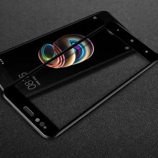 فول گلس تمام چسب گوشی شیائومی Full Glass Xiaomi Mi 5X/A1
