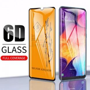 گلس سرامیکی براق سامسونگ Ceramic Full Glass Samsung Galaxy A50