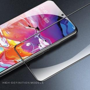 گلس سرامیکی براق سامسونگ Ceramic Full Glass Samsung Galaxy A70