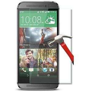 محافظ LCD شیشه ای Glass Screen Protector.Guard for HTC One Max