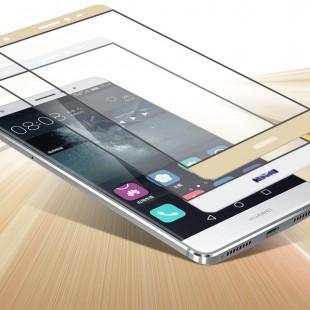 محافظ LCD شیشه ای Full glass Screen Huawei Mate s Protector.Guard گلس با پوشش کامل قسمت منحنی
