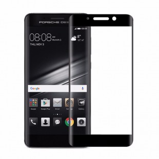محافظ LCD شیشه ای Full glass Screen Protector.Guard Huawei Mate 9 Pro گلس با پوشش کامل قسمت منحنی