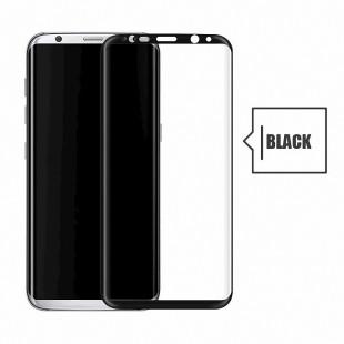 محافظ LCD شیشه ای Full glass Full Glue Samsung Galaxy S8 فول گلس فول چسب