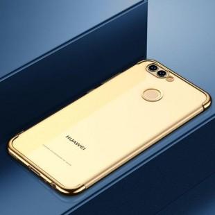 قاب ژله ای دور رنگی BorderColor Case Huawei Honor 9i