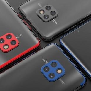 قاب ژله ای دور رنگی BorderColor Case Huawei Mate 20 Pro