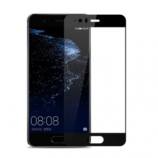 محافظ LCD شیشه ای Full glass Screen Protector.Guard Huawei P10 Lite