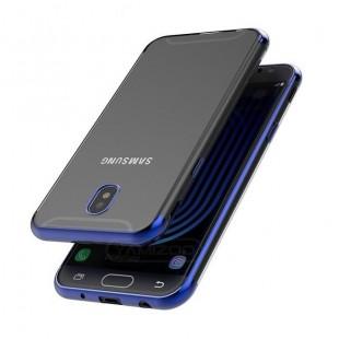 قاب ژله ای دور رنگی BorderColor Case Galaxy J2 Pro