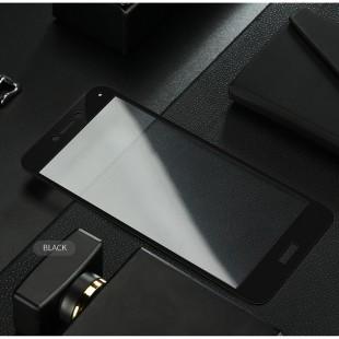 محافظ LCD شیشه ای Full Glass Screen Protector.Guard Huawei P8 Lite 2017