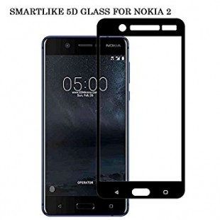 محافظ LCD شیشه ای Full Glass Screen Protector.Guard Nokia Nokia 2