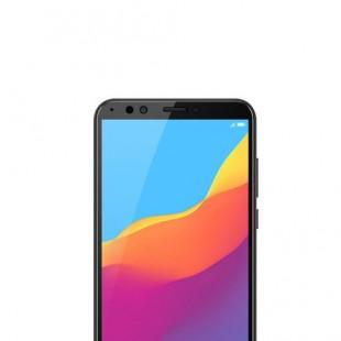 محافظ LCD شیشه ای Full Glass Case Huawei Y7 Prime 2018