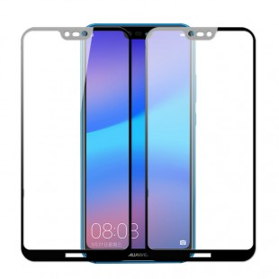 محافظ LCD شیشه ای Full Glass Screen Protector.Guard Huawei P20