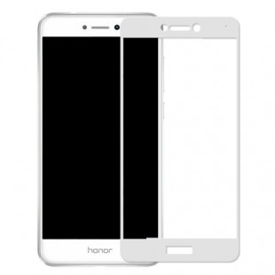 محافظ LCD شیشه ای فول چسب Full Glass Full Glues Screen Protector.Guard Huawei Honor 8 Lite