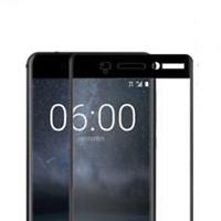 محافظ LCD شیشه ای Full Glass Full Glue فول چسب Screen Protector.Guard Nokia Nokia 8