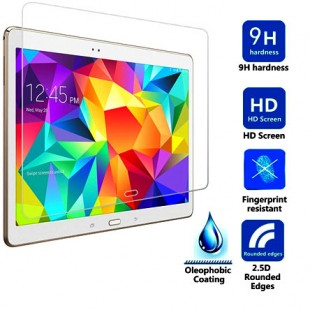 محافظ LCD شیشه ای Glass Screen Protector.Guard for Samsung Galaxy Tab4 10.1 T530