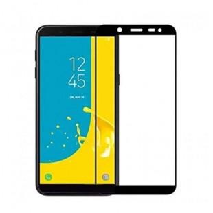 فول گلس فول چسب سامسونگ Full Glass Galaxy J4 Plus