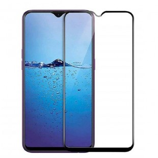 فول گلس فول چسب سامسونگ Full Glass Samsung Galaxy M20