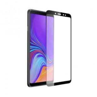 فول گلس فول چسب سامسونگ Full Glass Samsung Galaxy A9 2018