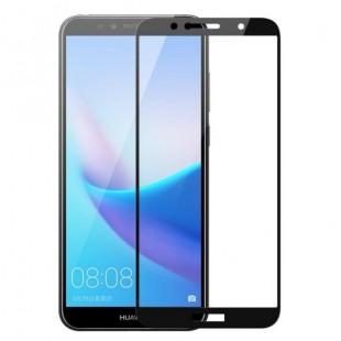 فول گلس فول چسب هواوی Full Glass Huawei Y6 Prime 2018