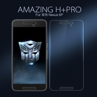 محافظ LCD شیشه ای Glass Screen Protector for Huawei Nexus 6P