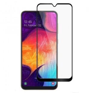 فول گلس فول چسب سامسونگ Full Glass Samsung Galaxy A10