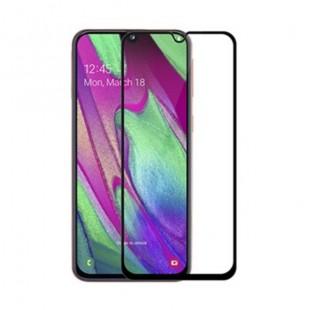 فول گلس فول چسب سامسونگ Full Glass Samsung Galaxy A40