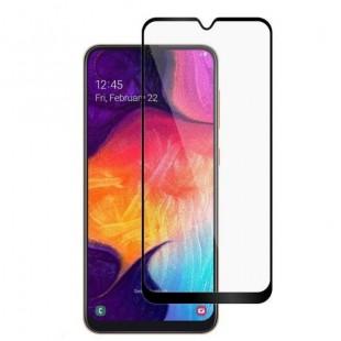فول گلس فول چسب سامسونگ Full Glass Samsung Galaxy A90