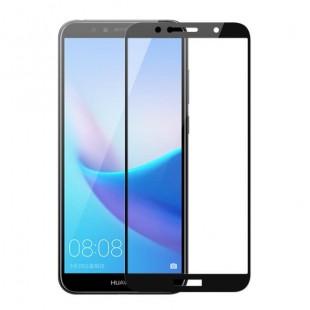 فول گلس فول چسب هواوی Full Glass Huawei Honor 7A