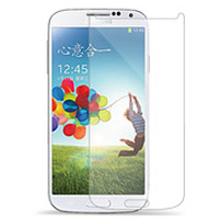 محافظ LCD شیشه ای Glass Screen Protector.Guard Samsung Galaxy S4 mini