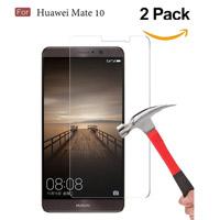 محافظ LCD شیشه ای Glass Screen Protector.Guard Huawei Mate 10
