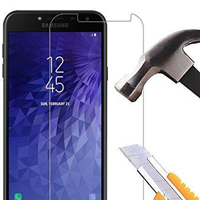 محافظ LCD شیشه ای Glass Screen Protector.Guard Samsung Galaxy J4