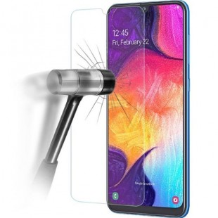 محافظ LCD شیشه ای سامسونگ Glass Screen Protector Guard Samsung Galaxy A50
