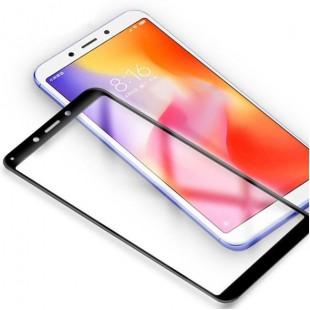 فول گلس فول چسب شیائومی Full Glass Xiaomi Redmi 6A
